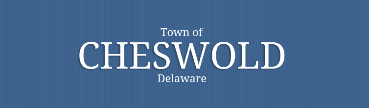 The town of Cheswold, Delaware