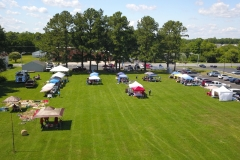 Aerial View of Heritage Day